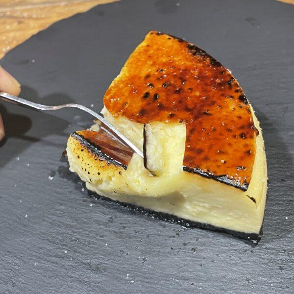 【濃厚チーズケーキ】Golden Cheeseのニューヨークチーズケーキをアレンジしてみた